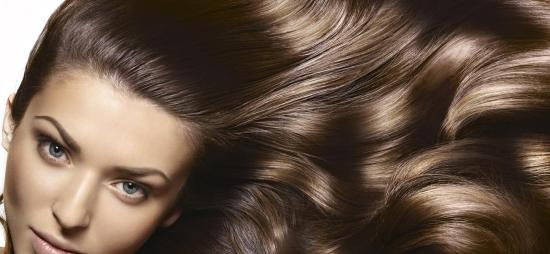 haircare with natural oil