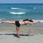 Yoga : Virabhadrasana III