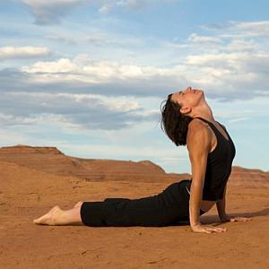Bhujangasana-yoga pose