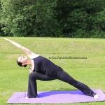 Parsvakonasana : Yoga Pose