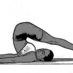 Halasana : Yoga Pose